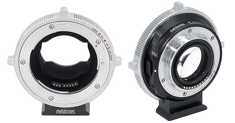 Metabones Canon EF-E mount T CINE Speed Booster ULTRA (MB_SPEF-E-BT3) Canon EF-E mount T CINE Smart Adapter (MB_EF-E-BT6) Canon EF-E mount T CINE Smart Adapter (MB_EF-E-BT6)