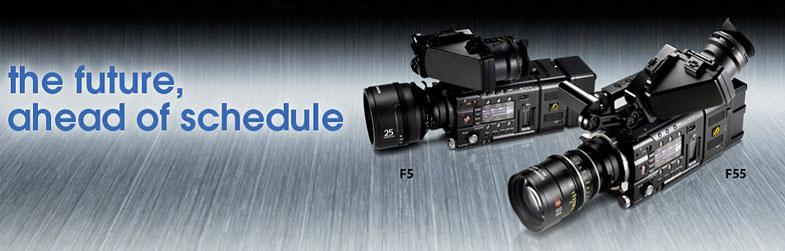 Sony PMW-F5 PMW-F55