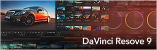 Blackmagic Design DaVinci Resolve 9