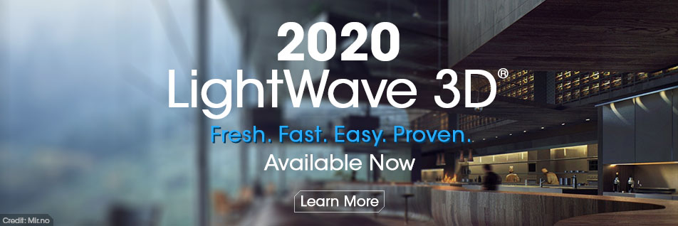 LightWave 3D 2020