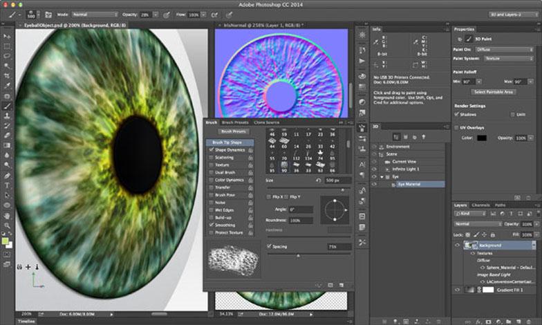 Adobe Photoshop CC 2014.1