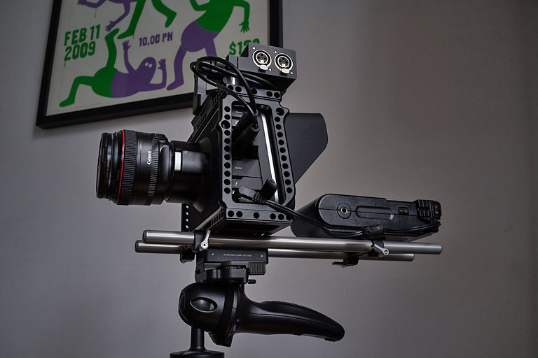 Blackmagic Cinema Camera Friendly's Campaign
