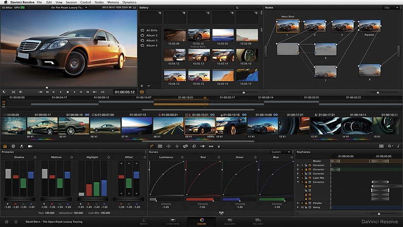 Blackmagic Design DaVinci Resolve