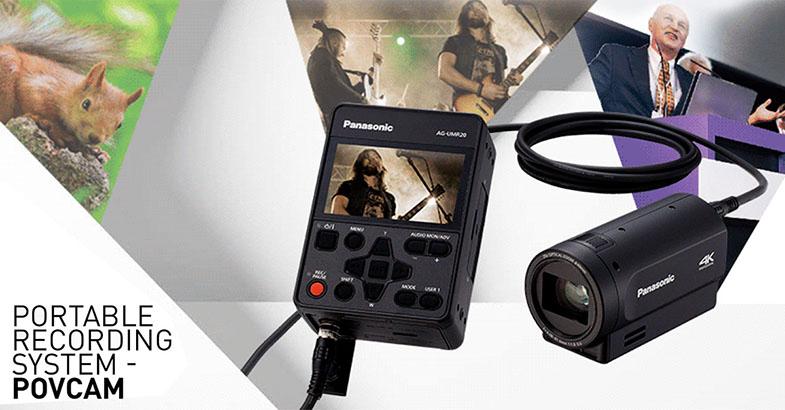 Panasonic AG-UMR20 AG-UCK20