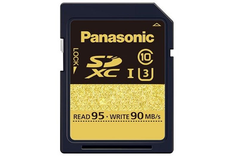 Panasonic SDXC128GB UHS-I Class 10