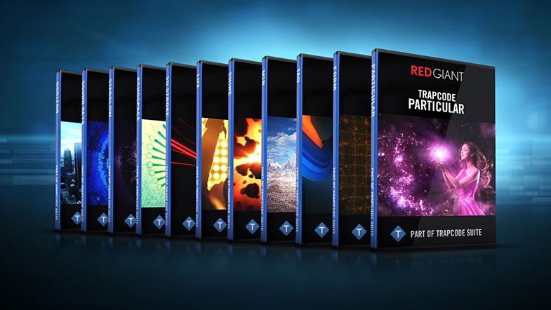 Red Giant Trapcode Suite 14.0.4