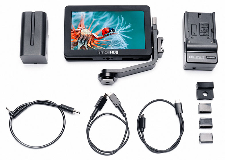 SmallHD FOCUS for Blackmagic Pocket CInema Camera