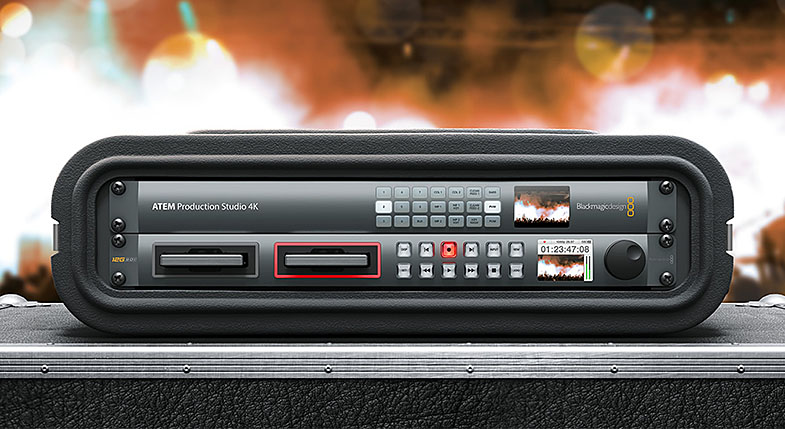 Blackmagic Design HyperDeck