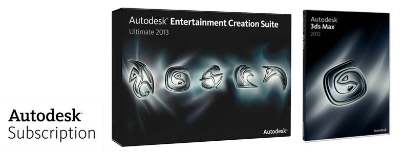 Autodesk Entertainment Creation Suite
