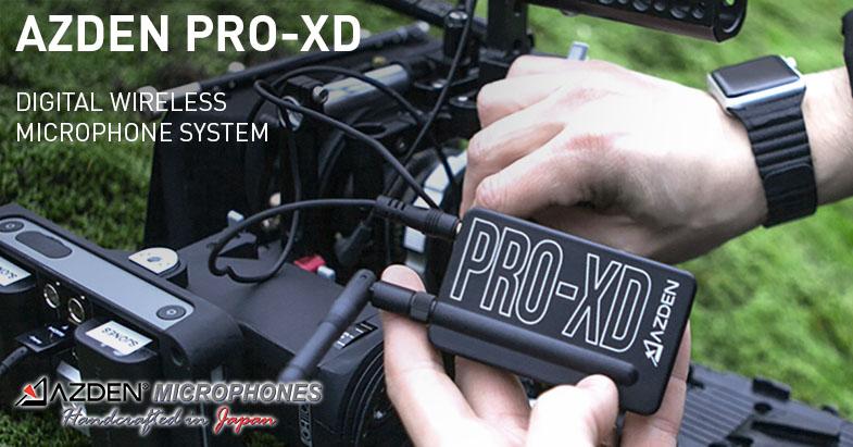 Azden PRO-XD