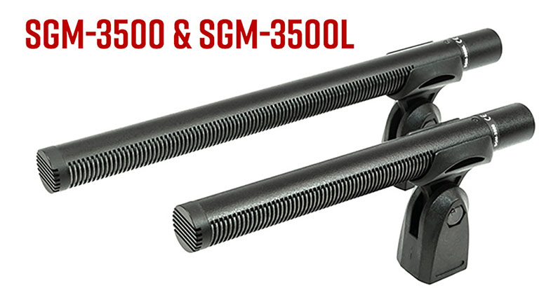 Azden SGM-3500 SGM-3500L