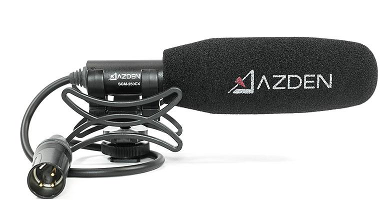Azden SMX-250CX