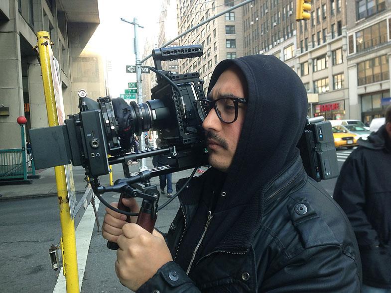 Blackmagic Cinema Camera Sesame Street