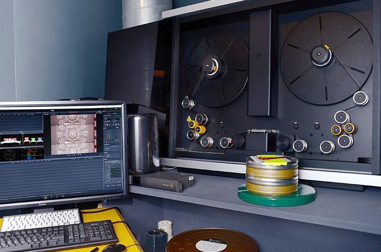 Blackmagic Cintel Film Scanner Film Factory