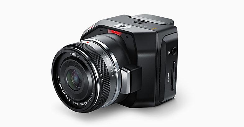LEXUS LC500 Blackmagic Micro Cinema Camera