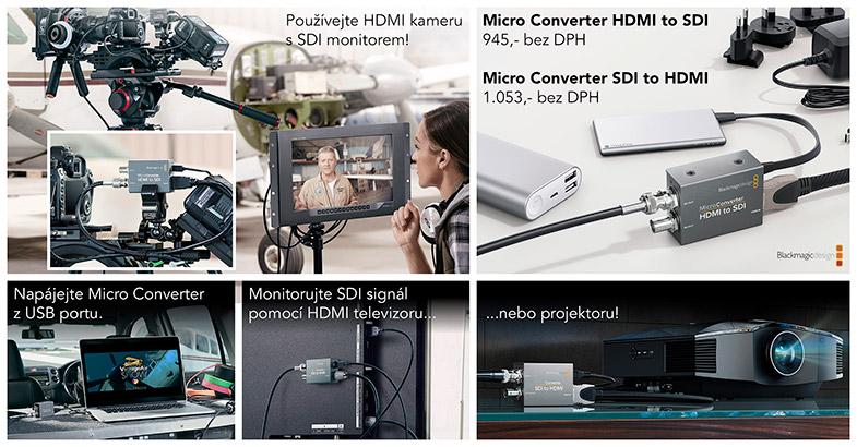 Blackmagic Design Micro Converter