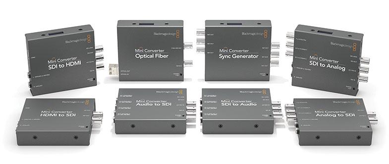 Blackmagic Design Mini Converter SD/HD