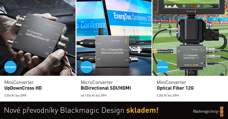 Blackmagic Design Syntex