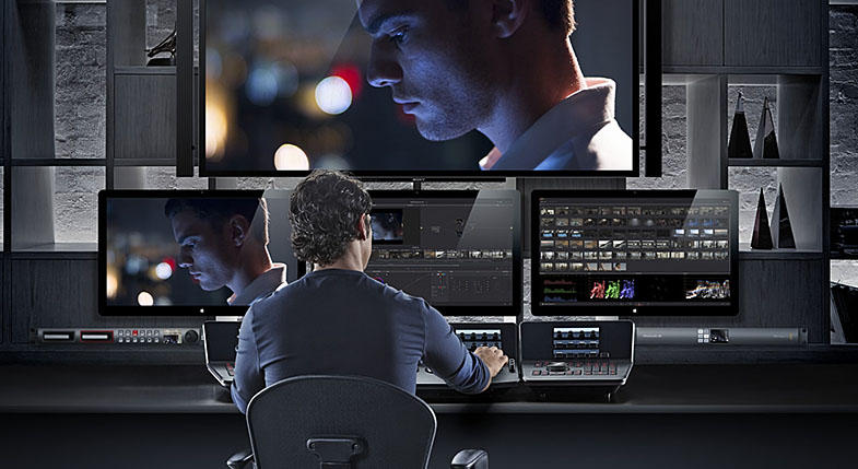 Blackmagic DaVinci Resolve 14.1