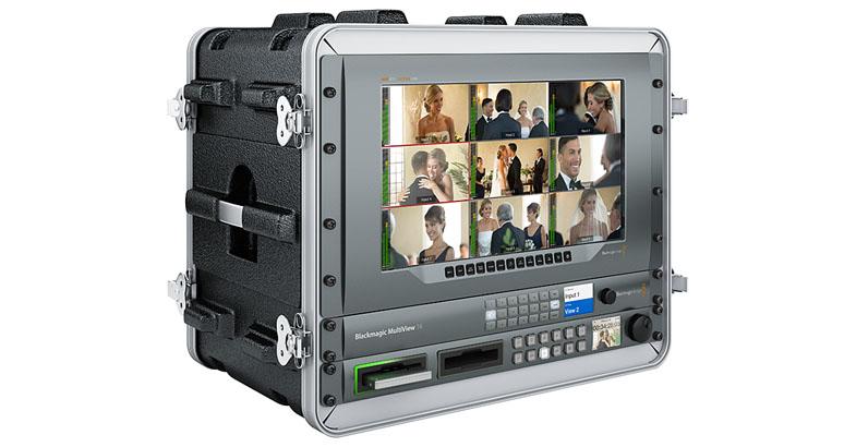 Blackmagic Design SmartView 4K snížení ceny lower price UHD 2160p