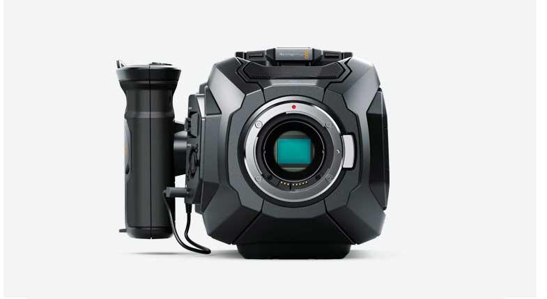 Blackmagic URSA Mini 4K EF Fall 2017 Promo