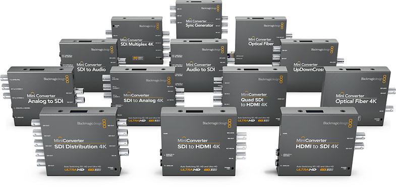 Blackmagic Design Mini Converter