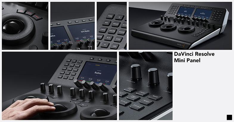 Blackmagic Design DaVinci Resolve Mini Panel