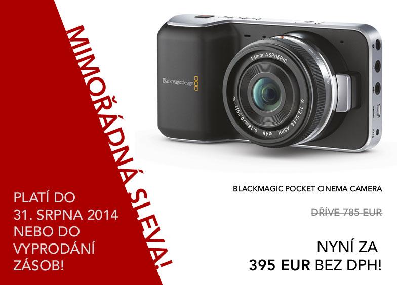 Blackmagic Pocket Cinema Camera Summer 2014 Promo