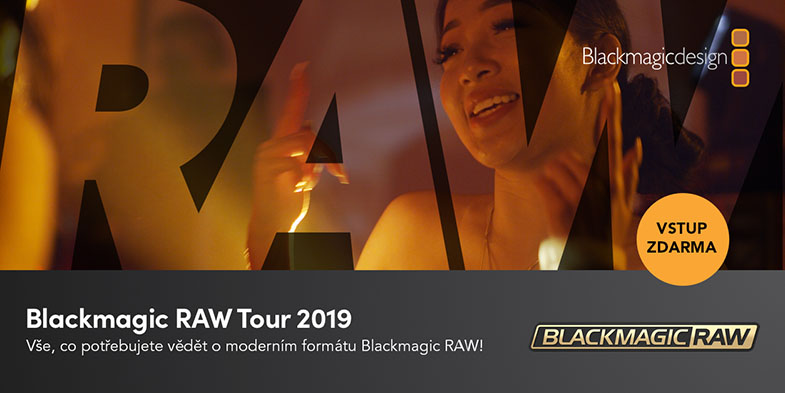 Blackmagic RAW Tour