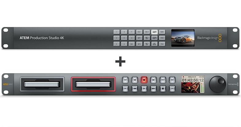Blackmagic Design Upgrade to ATEM 4K Bundle