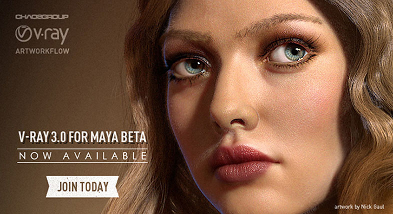 V-Ray for Maya 3.0