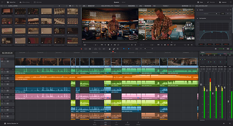 Blackmagic DaVinci Resolve 14
