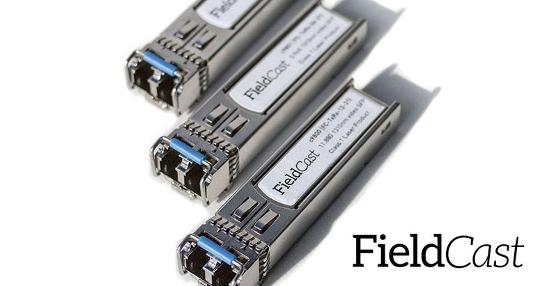 FieldCast SFP 3G 6G 12G 12G-SDI