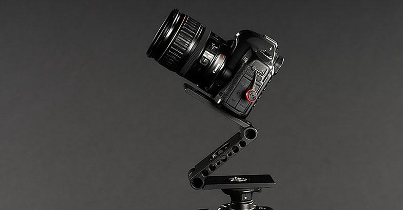 Skládací kamerová hlava Latour ZD-Y20