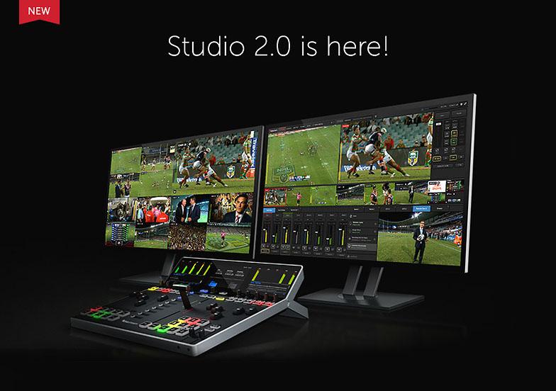 Livestream Studio 2.0