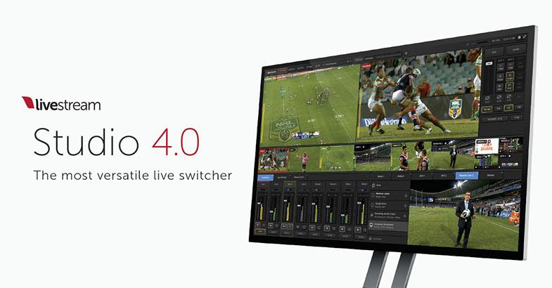 Livestream Studio 4.0