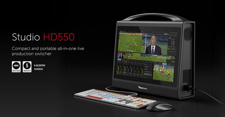 Livestream Studio HD550 4K Edition