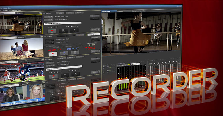 MagicSoft Recorder 2.0