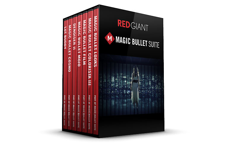 Red Giant Software Magic Bullet Suite 12