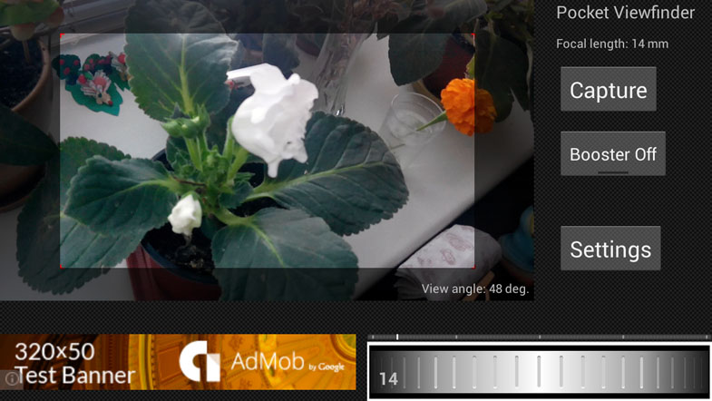 Magic Pocket ViewFinder Pocket Cinema Camera Blackmagic Design
