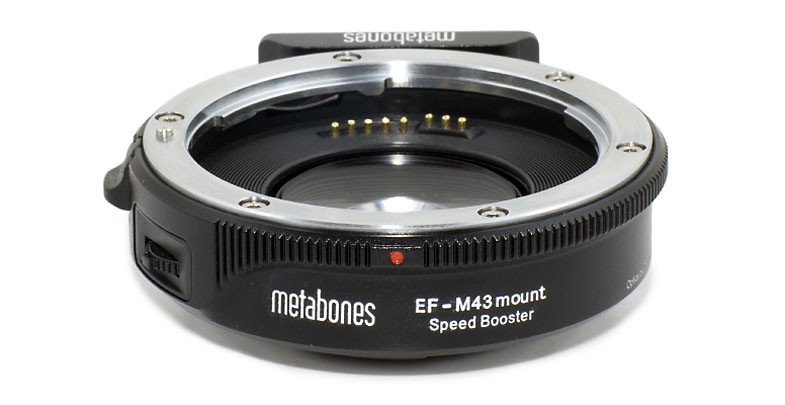 Metabones EF-M43 Speed Booster