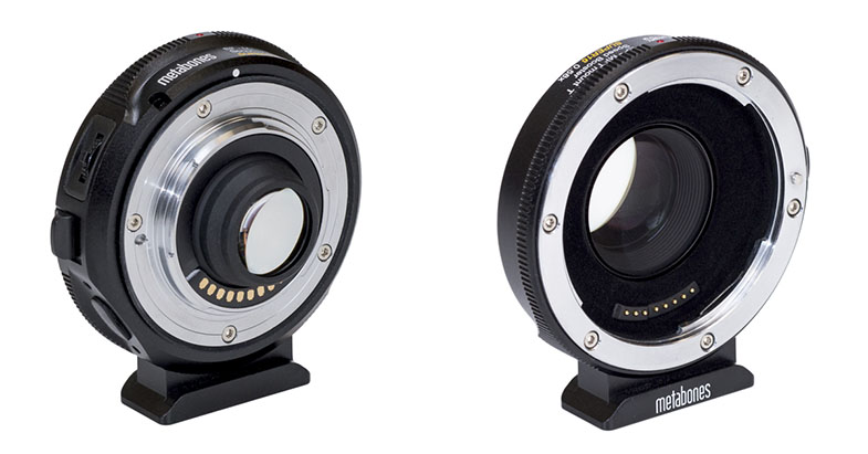 Metabones Canon EF to Micro Four Thirds T Speed Booster SUPER16 0.58x