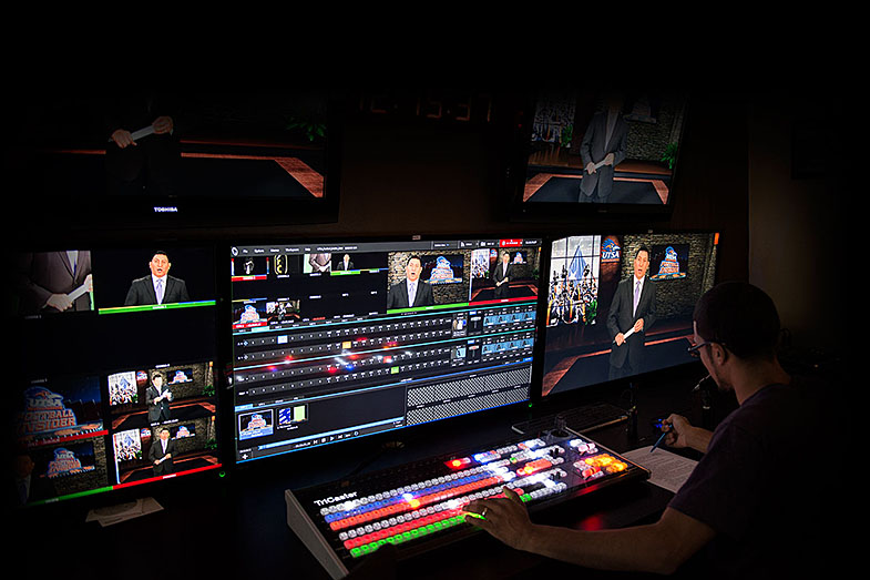 NewTek TriCaster Advanced Edition
