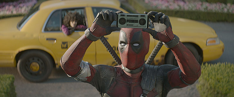 Blackmagic Design Deadpool 2