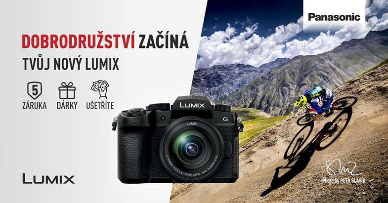Panasonic LUMIX 5 2019 akce
