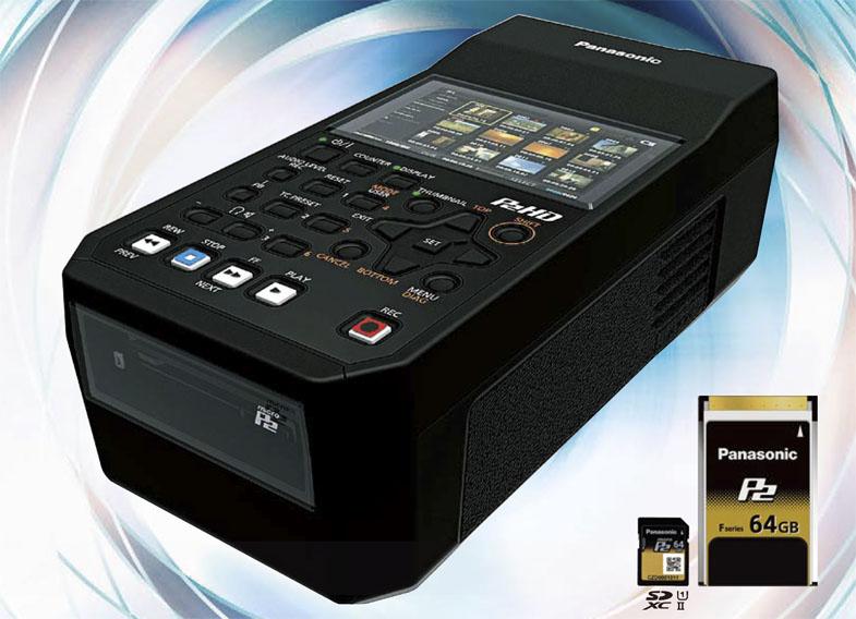 Panasonic AJ-PG50EJ