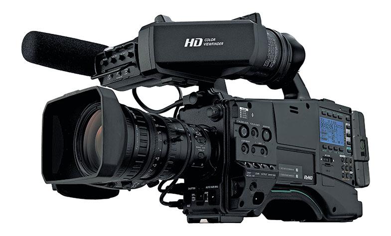 Panasonic AJ-PX800 P2 Cast