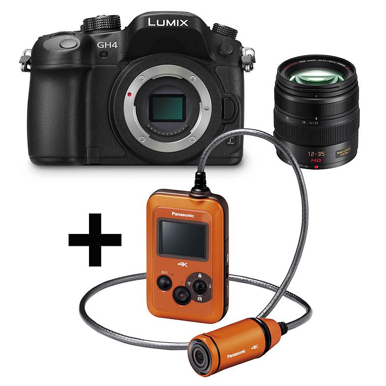 Panasonic GH4+Lens+A500 Promo 03/2015