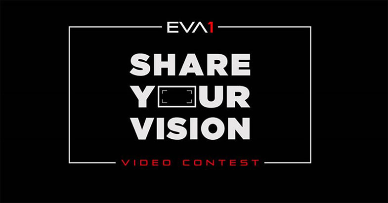 Panasonic AU-EVA1 Share Your Vision