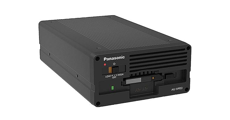 Panasonic AU-XPD3EJ xpressP2 Thunderbolt 3